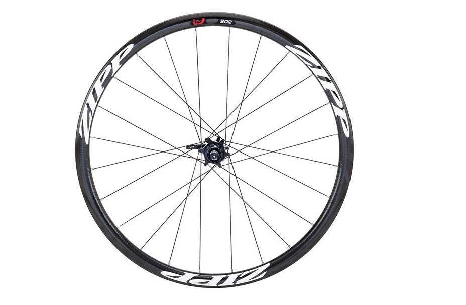 ZIPP 202 700C White decals